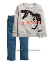 Оригинальный комплект H&M для мальчика