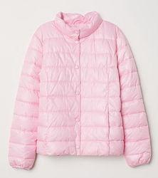 Лёгкие демисезонные курточки H&M