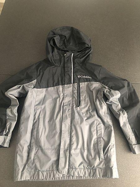 Куртка 3 в 1 Columbia. Куртка демисезонная ветровка теплая флисовая кофта.