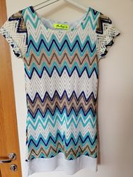 Ажурное платье 134-140