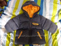 Тёплая курточка Mothercare 3-6 мес