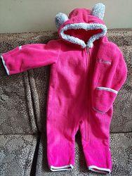 Тёплый флисовый комбинезон Columbia Baby Tiny Bear II Bunting 6-12 мес