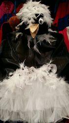 Карнавальный костюм Ворон Ворона Сорока Снегирь
