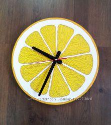 Настенные авторские часы