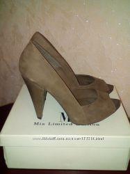 Замшевые туфли MIA
