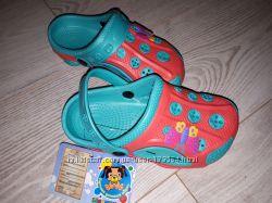 Кроксы шлепанцы пляжная обувь 22-29 три модели