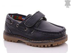 Кожаные мокасины туфли
