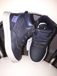 Стильные деми кеды ботиночки 27-32