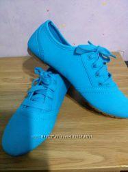 Новые туфли, ткань хлопок