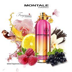 распив  Montale Sensual Instinct и другие ароматы