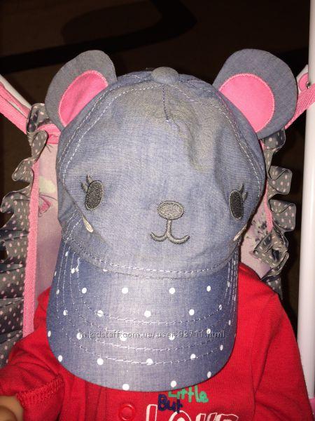 Крутяцкая кепка-панамка Gymboree