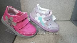 Кожаные кроссовки туфли р22-27 Ponte20 DA03-1-357 ddstep ддстеп