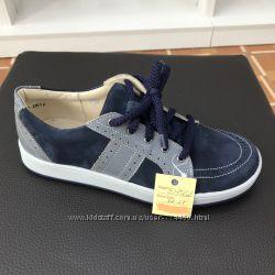 Кожаные кроссовки туфли р32-37 Берегиня 0722