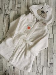 Плюшевый халатик на малыша ТМ Cool Club