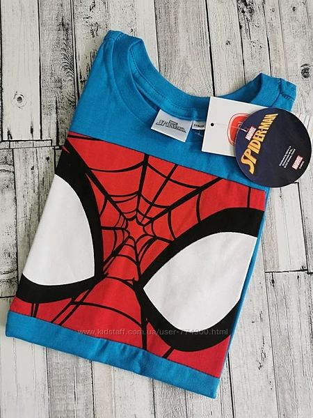 Майка на мальчика р. 116 spider man ТМ Cool Club