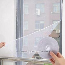Москитная сетка на окна 150х130 см