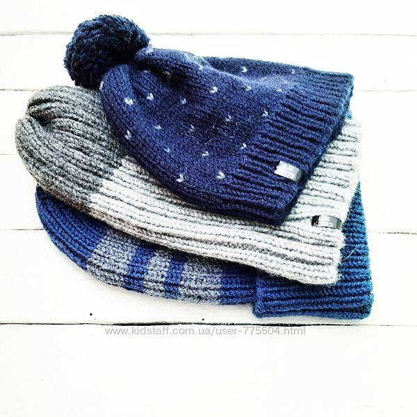 Стильные шапочки ручной работы от 100 грн