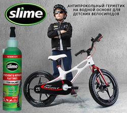 Антипрокольное средство для велосипедов, самокатов, беговелов SLIME США
