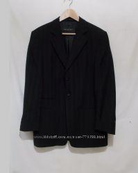 Новый пиджак дизайнерский шоколадный шерсть doris hartwich 48-50р