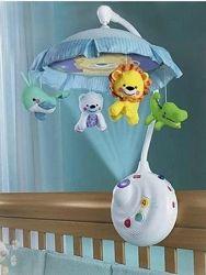 Мобиль с проетором Joy toy Умный мылыш
