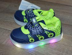 Крутые светящиеся ЛЕД кроссовки Том. м. Boyang