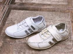 Качественные кожаные кроссовки Walker 31-36р.