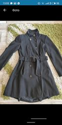 Пальто кашемировое размер с-м