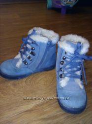 Ботинки зимние 27 размер