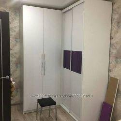Прихожая, кухни, стенки, детские, шкафы-купе, гардеробная на заказ