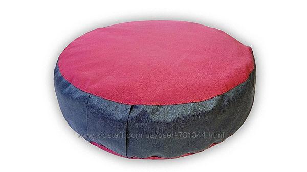 Подушка с гречневой лузгой, из шелухи гречихи. Для медитации, сна