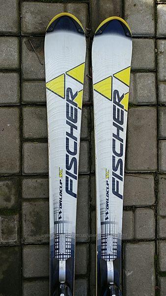 Лыжи слалом Fischer RC4 Worldcup sc карвинг