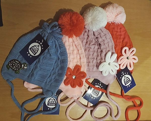 Шапки шапочки на весну для новорожденного демисезон