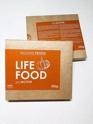 LIFE FOOD proACTIVE экстракт растительного протеина из семян тыквы