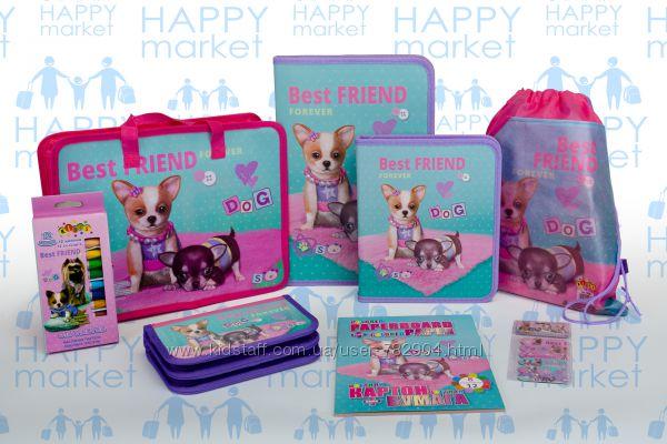 Подарочный набор для девочки из 8 предметов