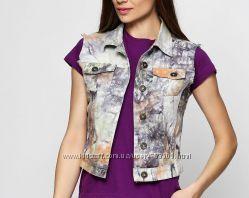 Стильная рубашка жилетка  Primark
