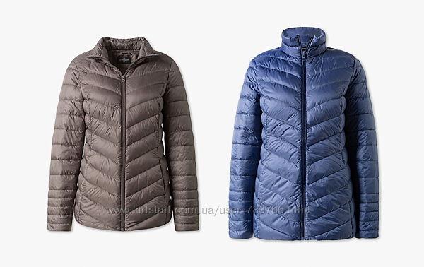 удлиненная куртка пуховик демисезон C&A Германия