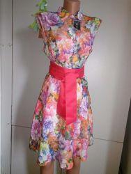 Летнее платье 48 размер