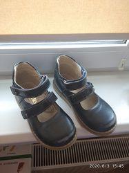 Туфли, кожа, 28 размер