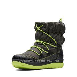 Женские зимние ботинки Clarks Cabrini Alp. Размер 37