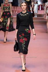 Юбка     Dolce&Gabbana оригинал Италия. Подиум.