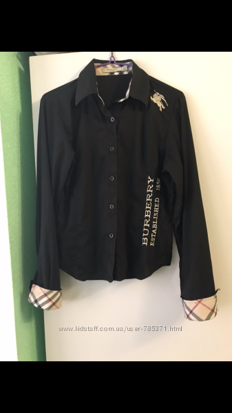 Стильна рубашка Burberry. Оригинал.