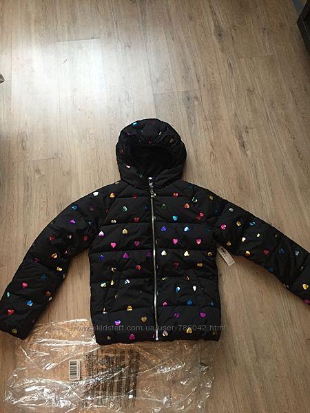 Новая куртка Old Nevy L10-12 теплая