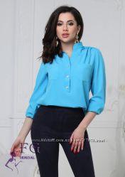 Женская блузка Sellin, 42-44, 46-48, 50-52 р.