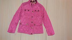 Демисезонная куртка Next 128см осень