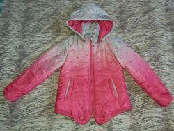 Курточка осень grace 7-8 лет