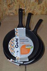 Сковородки в асортименте, крышки отдельно