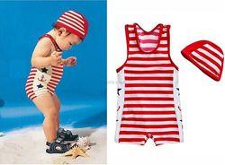 Детский стильный купальник на мальчика в наличии