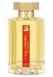 LArtisan Parfumeur L&acuteEau D&acuteAmbre Extreme Распив . Оригинал