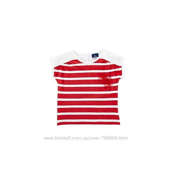Стильная футболка Chicco р. 110, 122,  128 со скидкой -80
