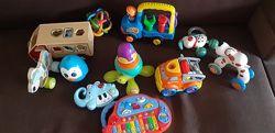 игрушки музыкальные деревянные интерактивные
